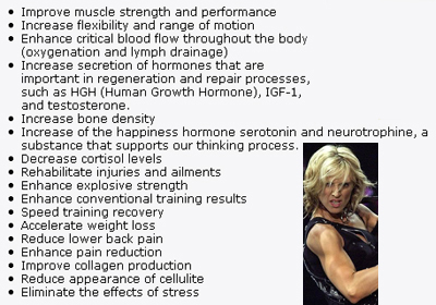 Power Plate Benefits Madonna